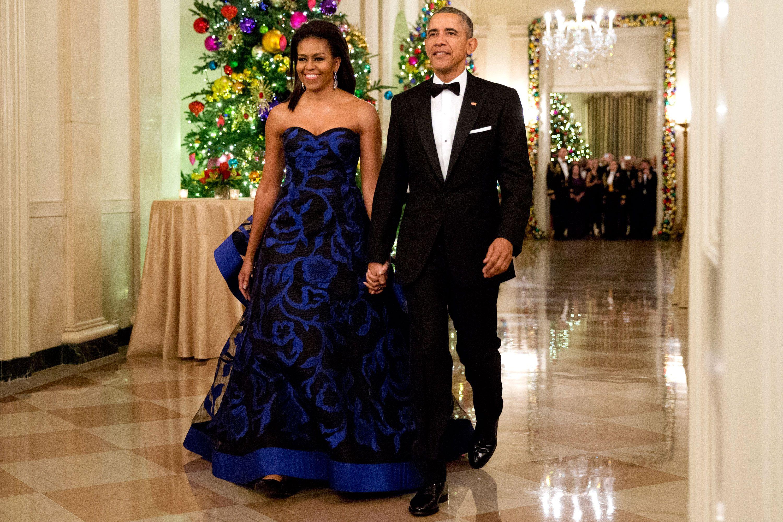 mish Familja Obama i hyjnë botës së filmit, marrëveshje me Netflix