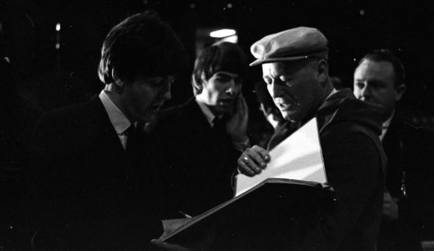 100376700_045489513 Publikohen fotografi të rralla të 'The Beatles' në Amerikë