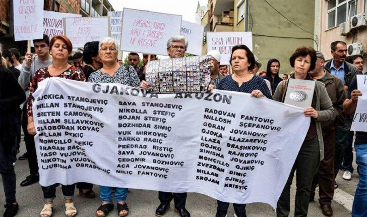 Pas 5 orësh protestë, serbët nuk erdhën në Gjakovë – u arrestuan pesë persona