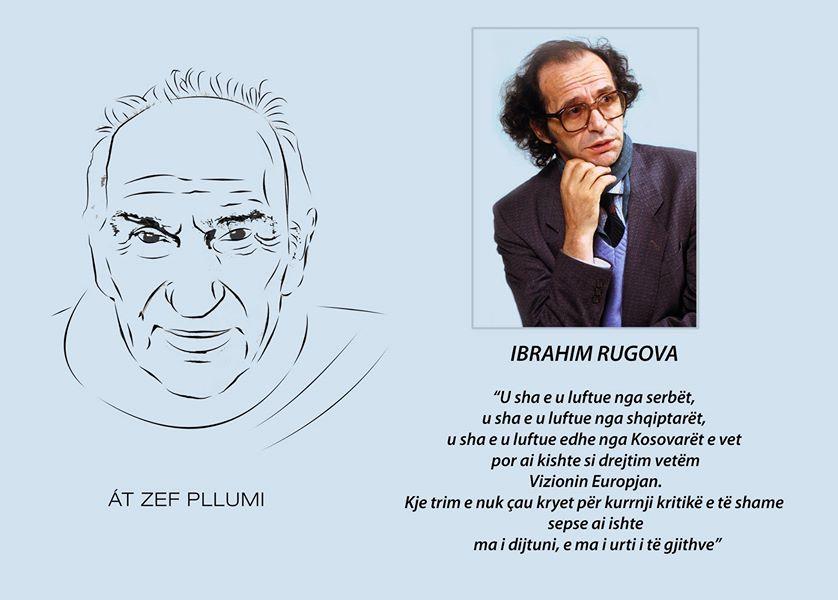 pllumi At Zef Pllumi për Rugovën: Nuk çau kryet për kurrnji kritikë sepse ai ishte ma i dijuni, e ma i urti i të gjithve