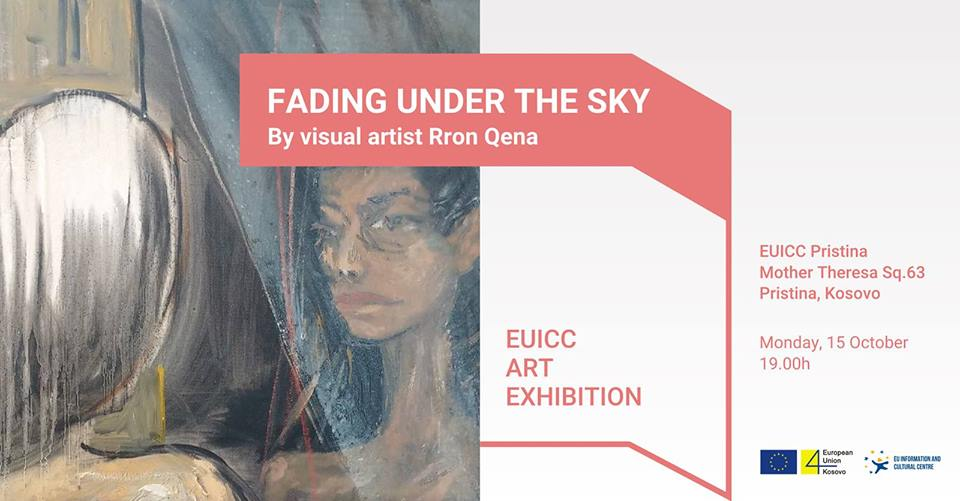 """43950421_2122203597798885_1939133672074510336_n EUICC të hënën sjellë ekspozitën """"Fading under the sky"""" nga Rron Qena"""