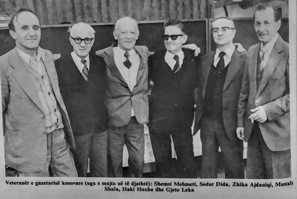 Këta janë veteranët e gazetarisë kosovare